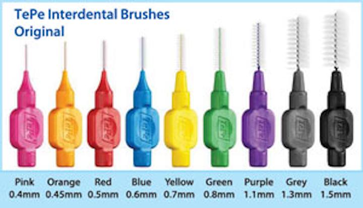 The effectiveness of interdental brushes | Registered Dental