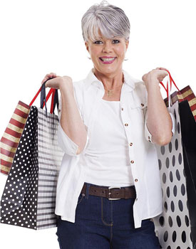 Content Dam Rdh Print Articles Volume37 Issue8 183268 668x850 Woman With Shopping Bags