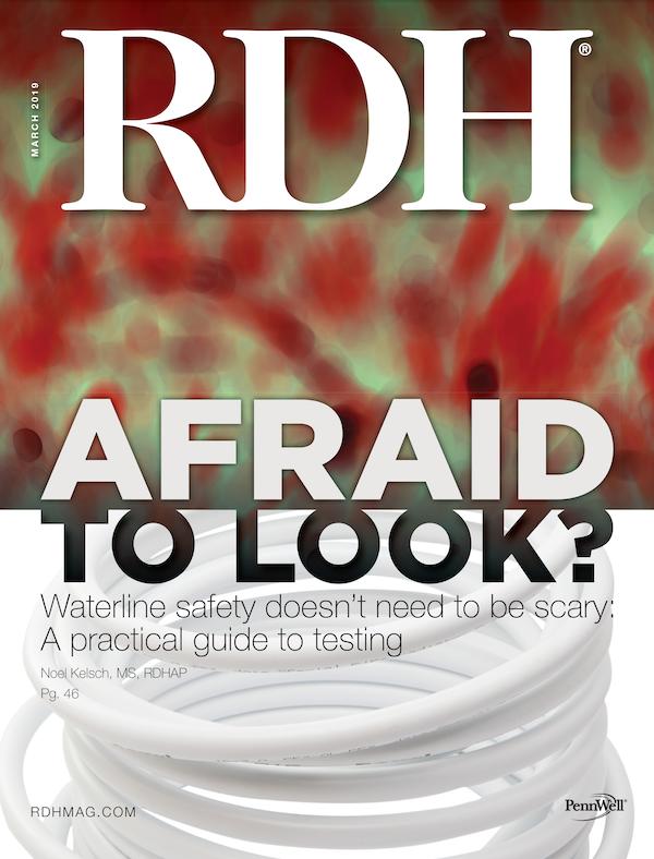 Registered Dental Hygenist (RDH) Magazine Volume 39, Issue 3