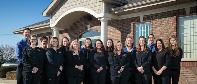 The Grabill Family Dentistry team
